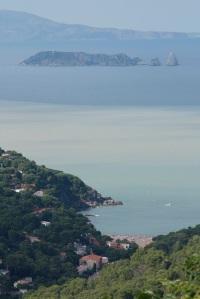 Illes Medes des de Begur / Islas Medes desde Begur
