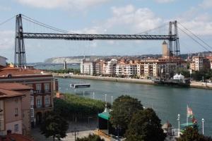 Pont Penjant / Puente Colgante (Getxo)