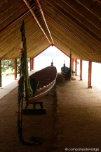 Waka @ Waitangi Treaty Grounds